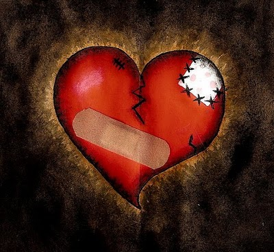 Traumatized heart